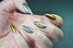 legend by marie lu nails - Google Search