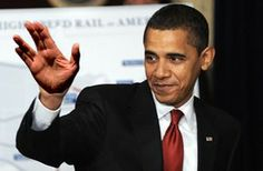 """Barack Obama with the """"shin"""" masonic hand signal of Aaronic Blessing. His hand is shapeshifting."""