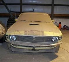 1970 Boss Mustang Maintenance of old vehicles: the material for new cogs/casters/gears/pads could be cast polyamide which I (Cast polyamide) can produce