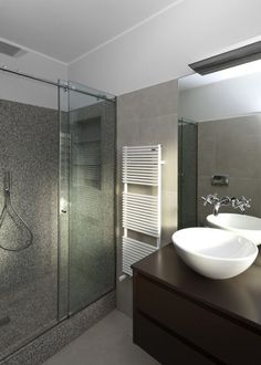 bathroom makeovers fast renovation tips before after photos video, bathroom ideas, home decor, home improvement, small bathroom ideas, simple look hardware is attached to the wall and more storage