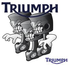 Triumph Triples Rule !!!