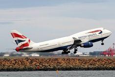 PROMO: Bucuresti – Los Angeles cu British Airways, tarife de la 435 Euro British Airways 747, Boeing 747 400, Headlines Today, Euro, Aviation, Aircraft, The Unit, Commercial, Private Plane