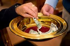 "Nowhere else in the bible does God dare us to prove Him except where tithing is concerned. He says in Malachi 3:10 to prove Him on this and see if He will not pour us out a blessing that there won't be enough room to receive it. Go to http://faithsmessenger.com/tithing/ to read the article ""Tithing: Resting in Divine Providence"""