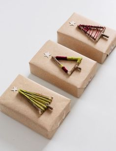 3 ways to wrap Christmas gifts | Ilovegifting
