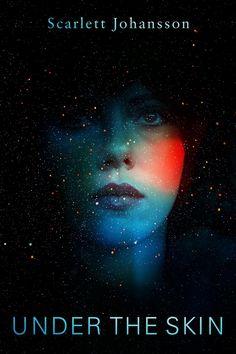 Under the skin (Bajo la piel)(2013) . Incómoda, sugerente, fascinante, aburrida, trascendente, redundante. Cine de ciencia ficción en video arte con una Scarlett notable.