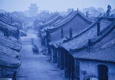 ancient city of Pingyao, China Urbanistan · Maptia