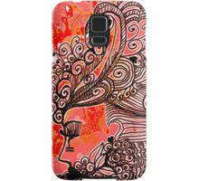 Lady Do Rouge Samsung Galaxy Case/Skin