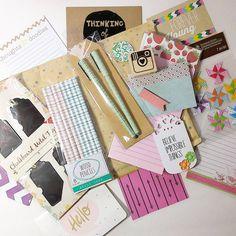 Planner Goodies via  asprinkleoflovely