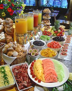 Smorgasbord Breakfast