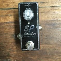 Xotic EP Booster   Reverb