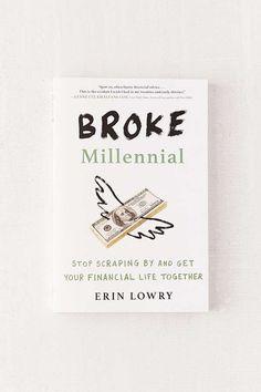 Slide View: 1: Broke Millennial By Erin Lowry