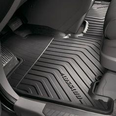 Honda Odyssey All-Season Floor Mats - Black 2011-2016 @Partscheap.com