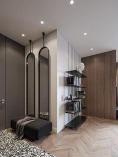 Home Decor Furniture, Home Decor Bedroom, Furniture Design, Home Room Design, Living Room Designs, House Design, Small Apartment Interior, Home Entrance Decor, Luxurious Bedrooms