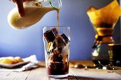 Coffee on the Rocks! 5 erfrischende Kaffeevariationen für den Sommer #Kaffee #Eiskaffee #Sommer #coffee #icedcoffee #Rezept