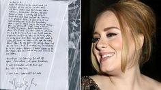 """Adele: """"Ik weet niet of ik ooit nog op tournee ga"""""""