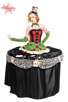 Lady Luck  sc 1 st  Pinterest & lady luck | Holidays | Pinterest | Costumes and Halloween costumes