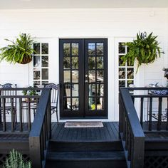 1000 Ideas About Black Deck On Pinterest Decks Deck Railings And Stained Decks