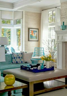Home Designing : Photo, House of turquoise