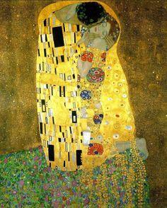 The Kiss by Klimpt