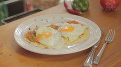Receta de huevos rancheros