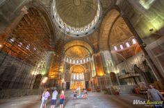 inside Cathedral Sveti Sava, #Belgrade