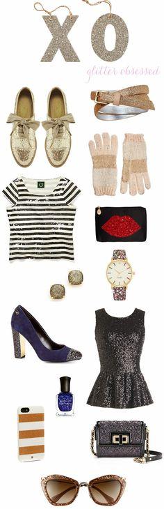 for the glitter girl #glitter #sequins