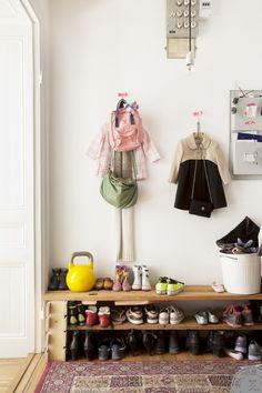 Un appartement Scandinave & Vintage