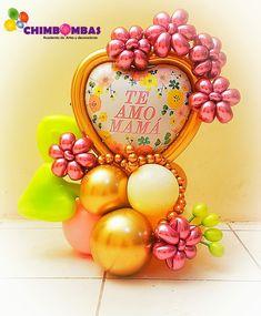Balloon Arrangements, Balloon Centerpieces, Balloon Garland, Birthday Balloon Decorations, Birthday Balloons, Balloon Bouquet Delivery, Number Balloons, Diy Bouquet, Flower Crafts