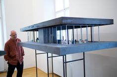 Architectural Models by Peter Zumthor Beginning June 23, 2012, a selection of these models by Peter Zumthor will be on show in the 200 squar...