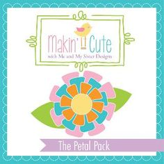 Makin' It Cute template from Me and My Sister Designs @modafabrics