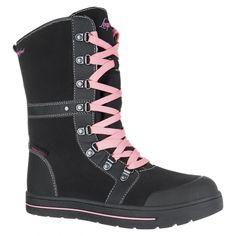 Dámské zimní boty ALBA černá 082771239f