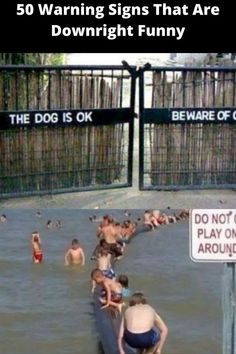 Warning signs divulge crucial information necessary to keep you safe. However, not all warning signs are made equally. Some are better worded than others — these ones are a mix of informative and absolutely hilarious.