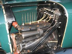 1924 Ford Modell T Coupe Ruckstell in Auto & Motorrad: Fahrzeuge, Automobile, Oldtimer   eBay