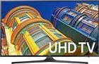 Samsung UN70KU6300 70-inch 4K Ultra HD Smart LED TV - 3840 x 2160 - 120 MR -