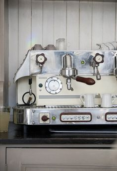 Espresso machine paradise