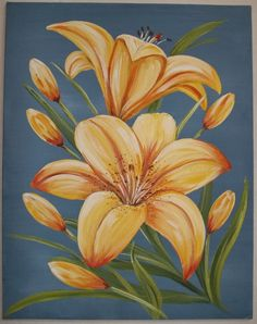 canvas painting by annak - Christmas Drawings 🎅 Lily Painting, Fabric Painting, Painting & Drawing, Painting Abstract, Acrylic Canvas, Canvas Art, Lilies Drawing, Christmas Paintings On Canvas, Christmas Canvas