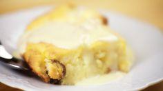 Sweet Cheese Pudding - Legumina Serowa - Recipe #97 | In Ania's Kitchen