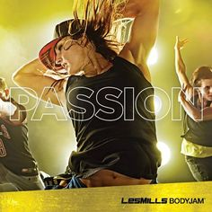 Passion: strong and barely controllable emotion. Pretty much the essence of #BODYJAM!