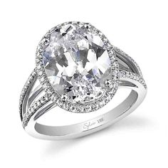 Purposeful Solitaire Round Shape 14kt Solid White Gold 3.25 Carat Fantastic Annvarsery Ring Fine Jewelry Fine Rings