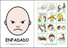 This is a game that teaches students in Spanish about feelings. The game exposes students to different situation and measures and educates students on how they should act in those situation. Excellent idea and games to teach vocabulary as well. Speech Language Therapy, Speech And Language, Speech Therapy, Teaching Emotions, Feelings And Emotions, Spanish Teaching Resources, Spanish Lessons, Hands On Activities, Learning Activities