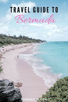 Space Guide Travel guide to Bermuda - Looking for pink sand beaches? Bermuda has plenty of them and there is so much to see and do! Here's a quick travel guide to Bermuda! Bermuda Hotels, Bermuda Vacations, Bermuda Travel, Bermuda Beaches, Caribbean Vacations, Beach Vacations, Family Vacations, Hamilton, Quick Travel