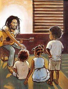 """Tell the children the truth ""Bob Marley"