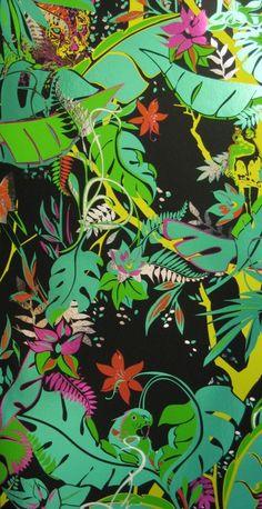 Картинки по запросу papel de parede tropical