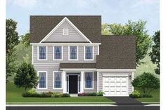 Rutledge  by Dan Ryan Builders at Providence