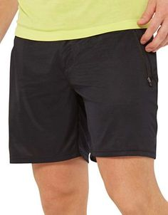 Mpg Vapor Moisture-Wicking Running Shorts Men's Black Medium