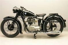 BMW 1951 R25 250 cc 1 cyl ohv