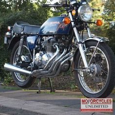 1976 Honda CB400F for sale | Motorcycles Unlimited
