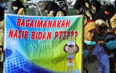 Bidan PTT Mau Di PNS ?None