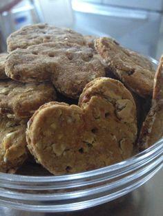 Bacon peanut butter banana cookies