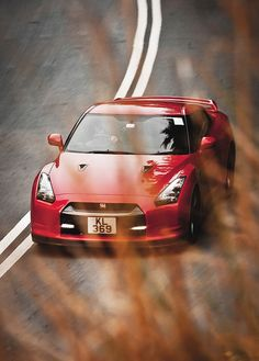 Nissan GTR by Rupert Procter, via Flickr